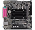 ASRock J4125B-ITX (Intel Celeron J4125 4x2.0Ghz, 1x PCIe x16) [<b>FANLESS</b>]